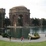 ... my favourite park in SF (The Palace of Fine Arts).