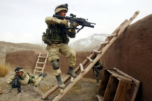 EMAZE Afghanistan Invasion on emaze