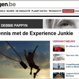 Belgium: Full of Experience Junkies