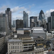 London's Financial Face