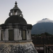 My New Home: Antigua, Guatemala