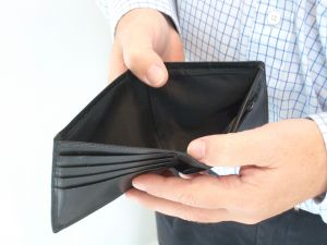 Robbed: Bank Balance $0